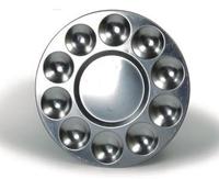 Aluminum Pallet (10 Wells) Ammo of Mig Jimenez