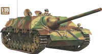 German Jagdpanzer IV/70(V) Lang Tank 1/35 Tamiya