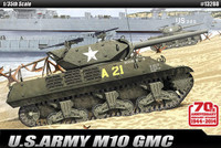M10 GMC US Army Tank Destroyer 70th Anniversary Normandy Invasion 1/35 Academy