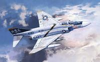 F-4J VF84 Jolly Rogers USN Fighter 1/48 Academy