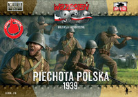 WWII Polish Infantry 1939 1/72 First To Fight Models