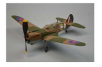 "18"" Wingspan P40 Kittyhawk Rubber Pwd Aircraft Laser Cut Kit Dumas"