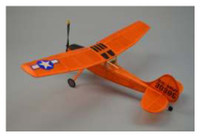 "18"" Wingspan L19 Bird Dog Rubber Pwd Aircraft Laser Cut Kit Dumas"