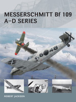 Air Vanguard: Messerschmitt Bf109A/D Series Osprey Books