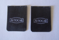 Autocar Truck Mud Flap Set 1/25 Plastic Dreams