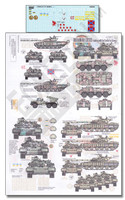 Ukrainian Crisis Conflict in Crimea 1/35 Echelon Decals