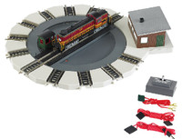 Motorized Turntable EZ Track N Scale Bachmann Trains