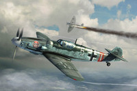 Messerschmitt Bf 109G-6 German Fighter Late Variant 1/32 Trumpeter