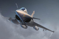 French Rafale C Fighter 1/144 Trumpeter