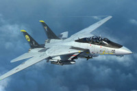 F-14D Tomcat Fighter 1/144 Trumpeter