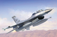 F-16B/D Fighting Falcon Block 15/30 1/144 Trumpeter