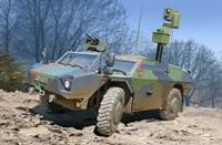 German Fennek LGS (Light Armored Recon Vehicle) German Version 1/35 Trumpeter