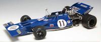 1971 Tyrrell 003 Monaco Grand Prix 1/20 Ebbro