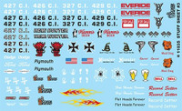 Stuff Sheet #3 1/24-1/25 Gofer Racing Decals