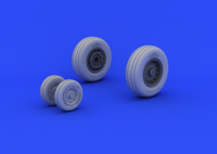 A-6 Wheels for HBB 1/48 Eduard