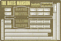Bates Mansion Photo-Etch Set for POL 1/87 Paragrafix