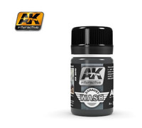 Air Series: Exhaust Enamel Wash 35ml AK Interactive