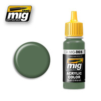 Forest Green Ammo of Mig Jimenez