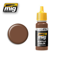 Medium Brown Ammo of Mig Jimenez