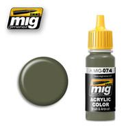 Green Moss Ammo of Mig Jimenez