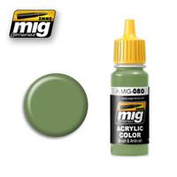 Bright Green Ammo of Mig Jimenez
