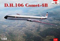 DH 106 De Havilland Comet 4B Passenger Airliner 1/144 A-Model