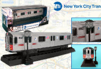 "6"" MTA New York City Subway Car Real Toy"