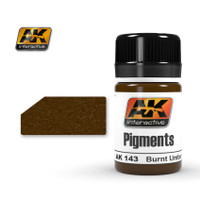 Burnt Umber Pigment (35mL Bottle) AK Interactive