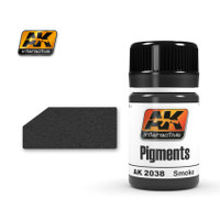 Smoke Pigment (35mL Bottle) AK Interactive