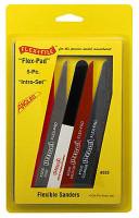 FlexPad Set: Angle Cut Sanding Sticks Flex-I-File