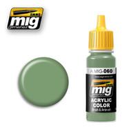 Pale Green Ammo of Mig Jimenez