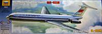 Il-62M Civilian Airliner 1/144 Zvezda