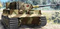 Tiger I Late Version Tank 1/35 Academy