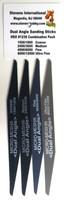 Combination Pack #1: Dual Grit Angle Cut Hobby Stix Sanding Sticks Hobby Stix