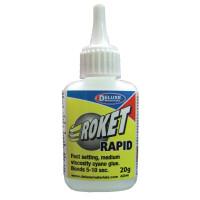 Roket Rapid CA 20g Deluxe Materials