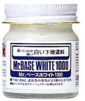 Mr. Base White 1000 40mL Bottle Gunze