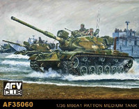 M60A1 Patton Tank 1/35 AFV Club
