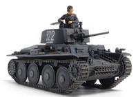 German PzKpfw 38(t) Ausf E/F Tank 1/48 Tamiya