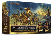 Deus Vult Mongol Cavalry (12 Mtd) 28mm Fireforge Games