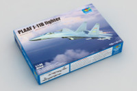 Chinese PLAAF J-11B Vigorous Dragon Fighter 1/144 Trumpeter