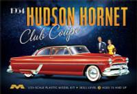 1954 Hudson Hornet Club Coupe 1/25 Moebius