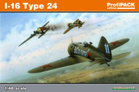Polikarpov I16 Type 24 Fighter 1/48 Eduard