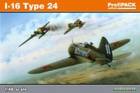 Polikarpov I16 Type 24 Fighter 1/48 Eduard