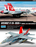 F/A-18A+ VMFA-232 Red Devils USMC Fighter 1/72 Academy