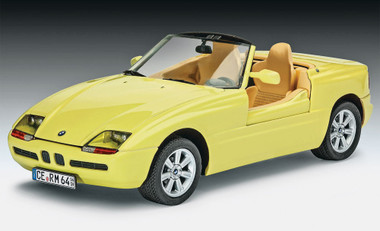 bmw z1 convertible sports car 1 24 revell germany. Black Bedroom Furniture Sets. Home Design Ideas