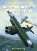 Aircraft of the Aces: Aces of the Republic of China Air Force Osprey Books