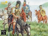 Roman Cavalry (4 Mtd) 1/32 Hat