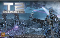 Terminator 2: Judgment Day T-800 Endoskeletons Pegasus