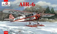 AIR6 Soviet Monoplane on Skis 1/72 A-Model