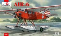 AIR6 Soviet Floatplane 1/72 A-Model